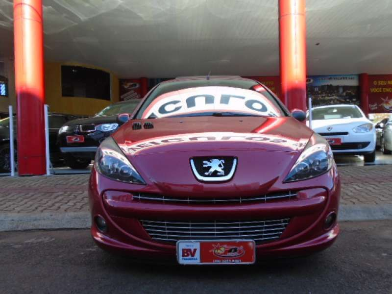 Peugeot 207 Hatch XR 1.4 8V (flex) 4p - Foto #3