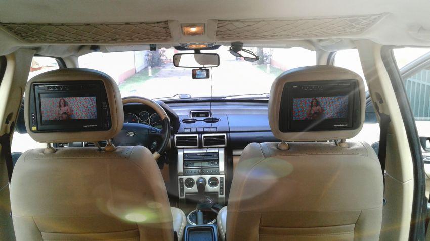 Land Rover Freelander HSE 4x4 2.5 V6 24V (aut) - Foto #7