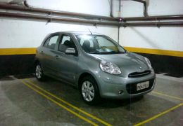 Nissan March 1.6 16V Rio 2016 (Flex)