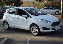 Ford Fiesta Titanium PowerShift 1.6
