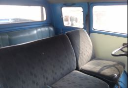 Volkswagen Kombi Pick-Up 1.6 (cab. dupla)