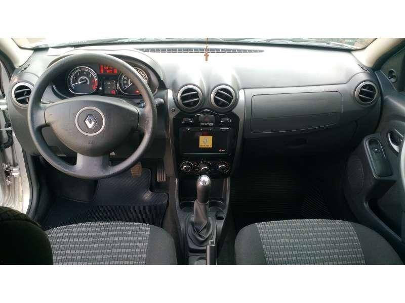 Renault Sandero Expression 1.6 8V (flex) - Foto #9