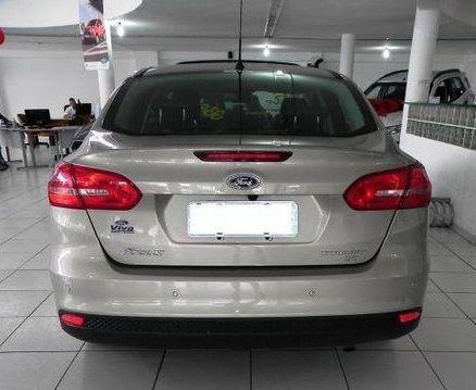 Ford Focus Sedan Titanium Plus 2.0 PowerShift - Foto #5
