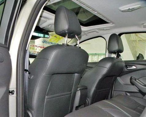 Ford Focus Sedan Titanium Plus 2.0 PowerShift - Foto #8