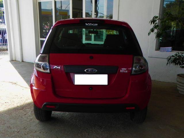 Ford KA 1.0i 8V - Foto #4