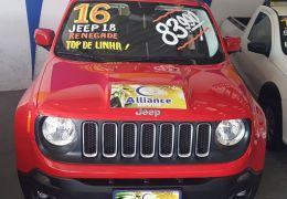 Jeep Renegade Longitude Teto 1.8 E.torQ (Flex) (Aut)