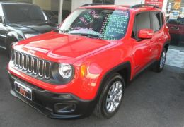 Jeep Renegade Longitude 1.8 16v Flex