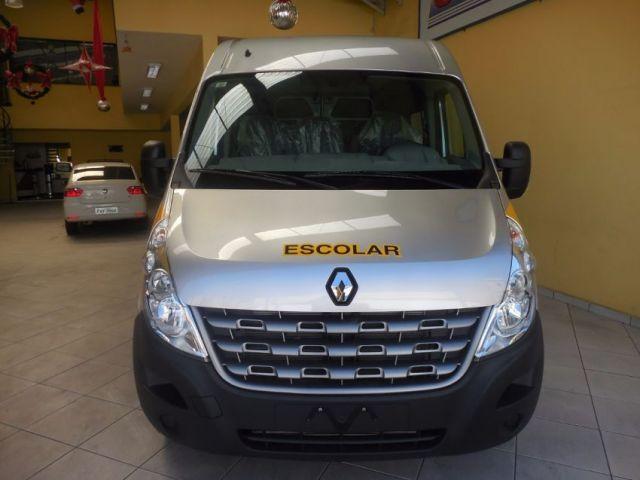Renault Master Minibus Escolar L2H2 20 Lugares 2.3 dCi - Foto #2