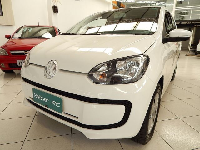 Volkswagen up! Move 1.0l MPI Total Flex - Foto #1