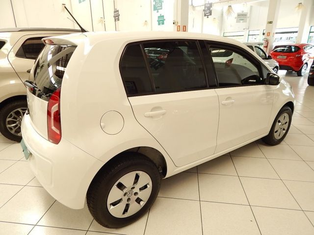 Volkswagen up! Move 1.0l MPI Total Flex - Foto #7