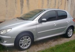 Peugeot 206 Hatch. Allure 1.6 16V (flex) 2p