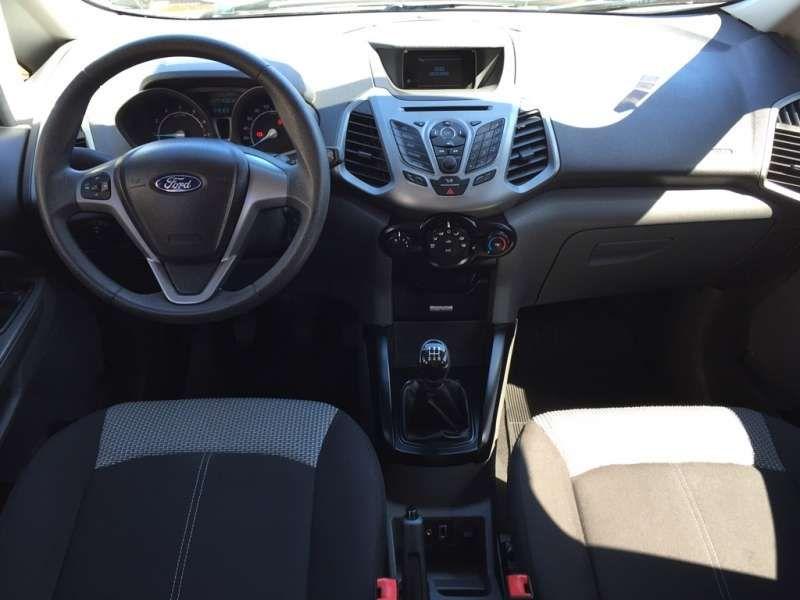 Ford Ecosport S 1.6 16V (Flex) - Foto #10