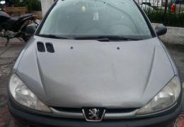 Peugeot 206 Hatch. Selection 1.0 16V