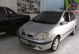 Renault Scénic Expression 1.6 16V (flex)