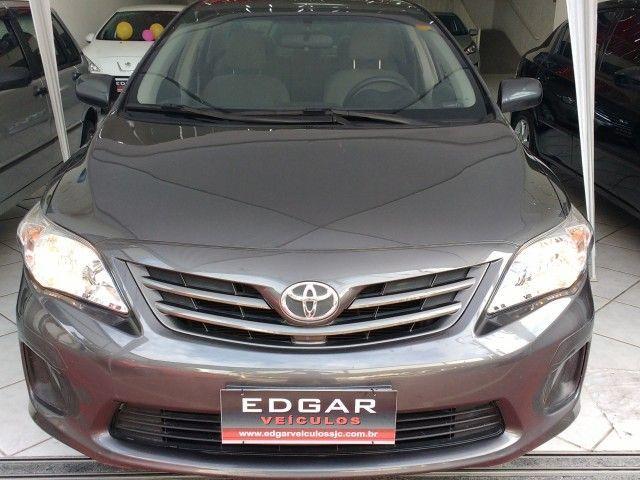 Toyota Corolla GLI Couro 1.8 16V Flex - Foto #1
