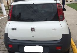 Fiat Uno Way 1.0 (Flex) 4p