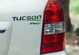 Hyundai Tucson 2.0L 16v GLS (Flex) (Aut)