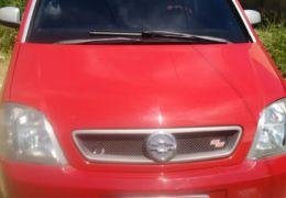 Chevrolet Meriva SS 1.8 (Flex)