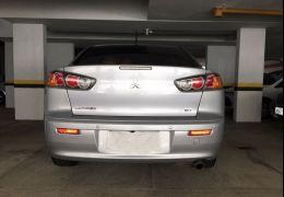 Mitsubishi Lancer GT 2.0 16V CVT (aut)