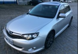 Subaru Impreza 2.0 16V (aut.)
