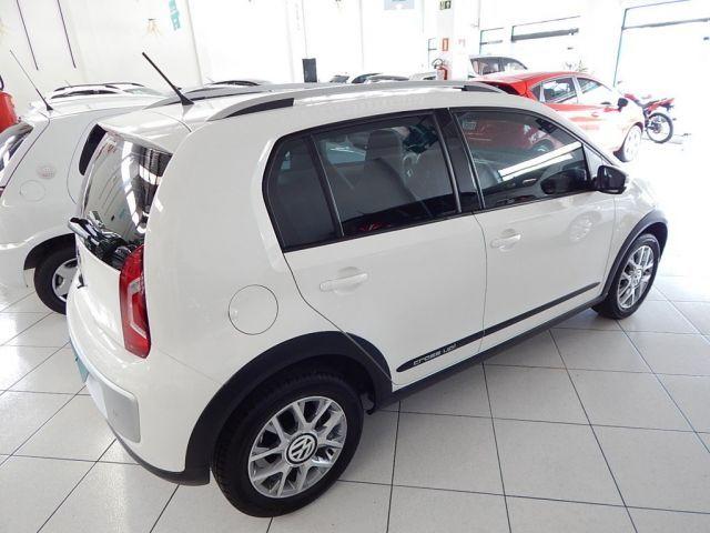 Volkswagen up! Cross 1.0l MPI Total Flex - Foto #7