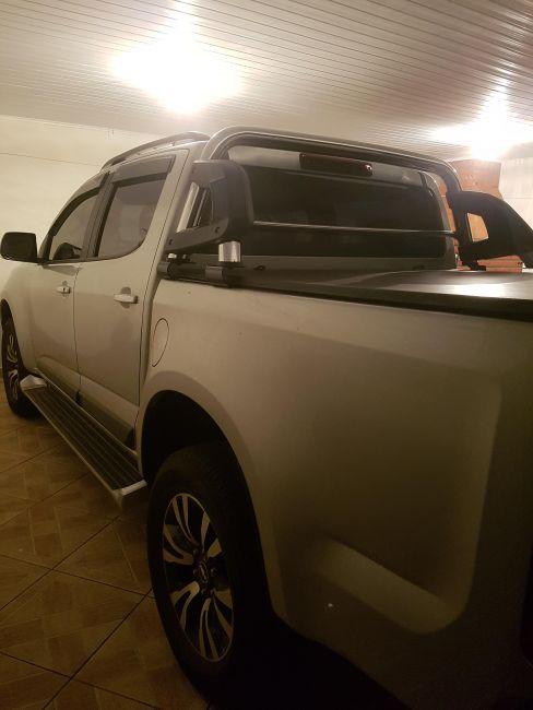 Chevrolet S10 2.8 CTDI 4x4 LTZ (Cabine Dupla) (Aut) - Foto #3