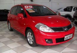 Nissan Tiida SL 1.8 (aut)