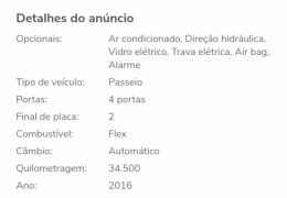 Chevrolet Prisma 1.4 Eco LTZ SPE/4 (Aut)