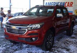 Chevrolet S10 LTZ 4X4 Cabine Dupla 2.8 Turbo Diesel