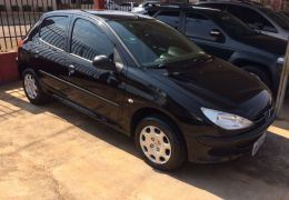 Peugeot 206 Hatch. Sensation 1.4 8V (flex)