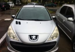 Peugeot 207 Hatch XR Sport 1.4 8V (flex)