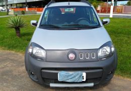 Fiat Uno Way 1.4 8V (Flex) 4p