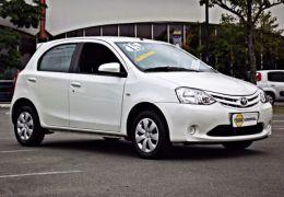 Toyota Etios XS 1.5 16V Flex