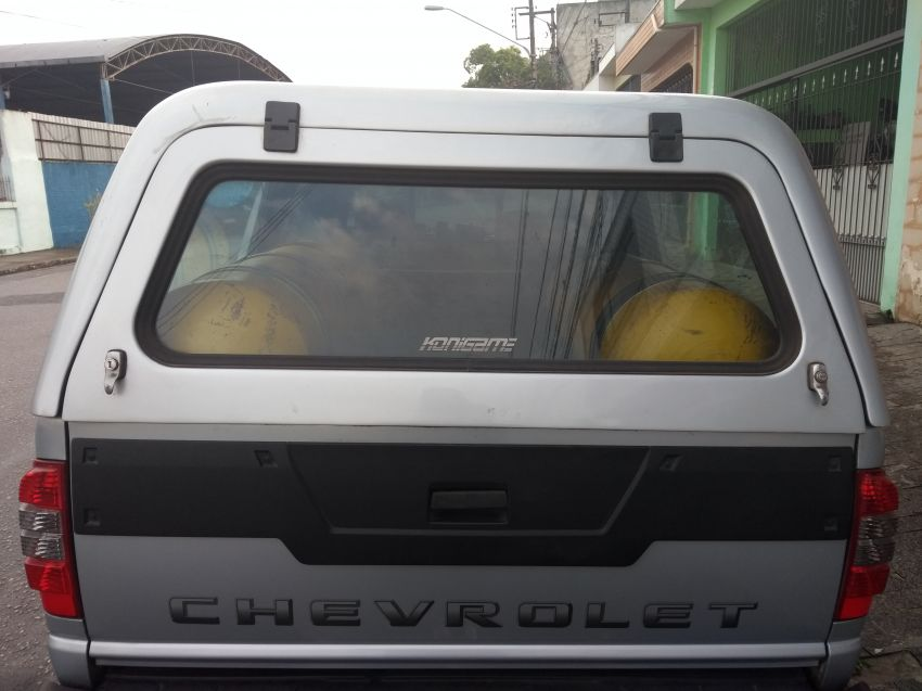 Chevrolet S10 Executive 4x2 2.4 (Flex) (Cabine Dupla) - Foto #1