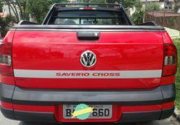Volkswagen Saveiro Cross 1.6 16v MSI (Flex) (cab. estendida)