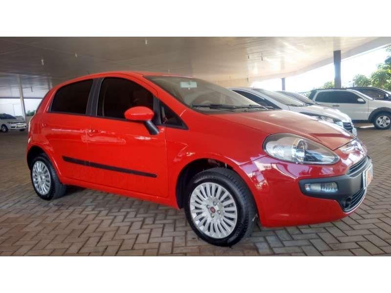 Fiat Punto 1.4 (Flex) - Foto #2