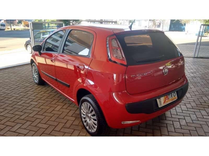 Fiat Punto 1.4 (Flex) - Foto #10