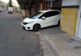 Honda Fit 1.5 16v EX CVT (Flex)