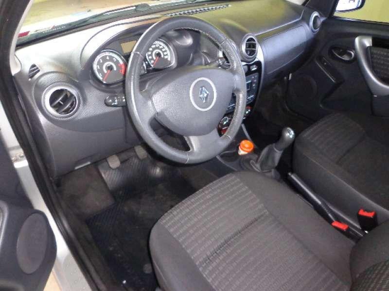 Renault Sandero Privilège 1.6 8V Hi-Torque (flex) - Foto #4