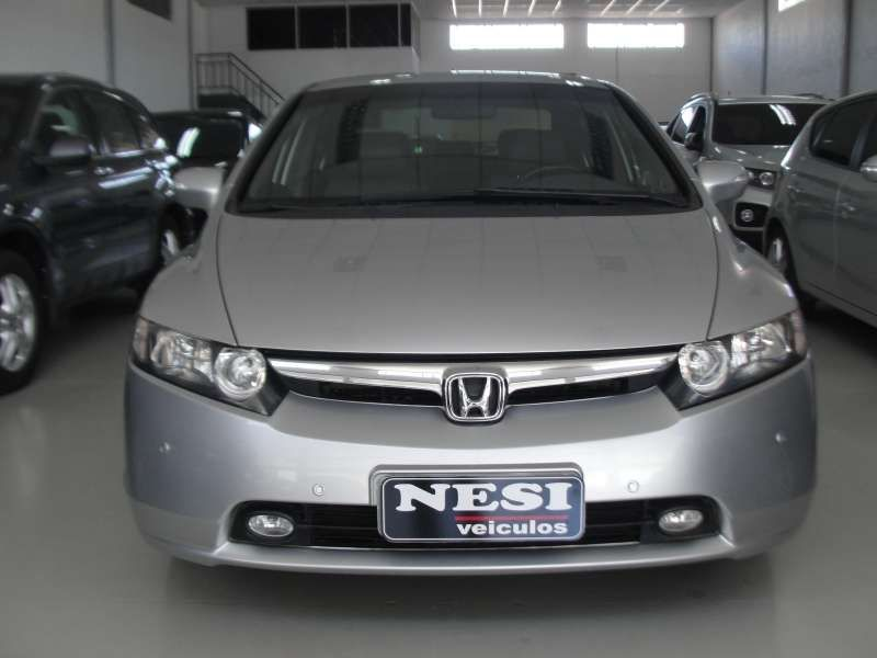 Honda New Civic LXS 1.8 16V (flex) - Foto #1