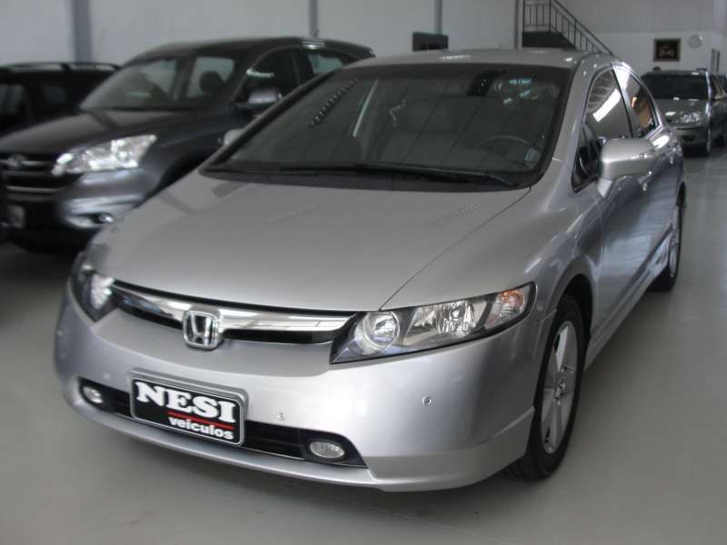 Honda New Civic LXS 1.8 16V (flex) - Foto #2
