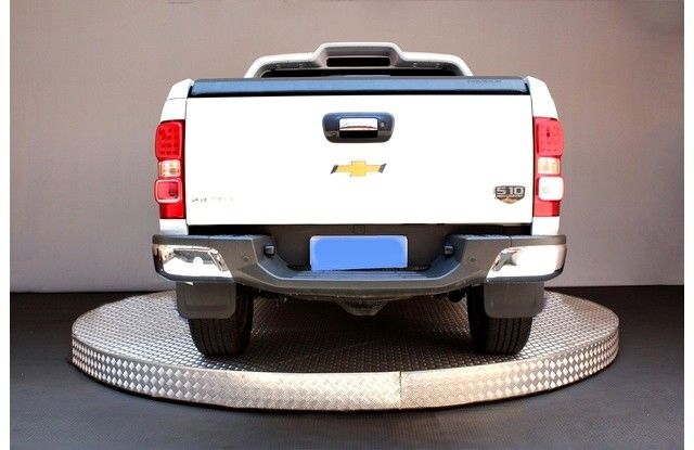 Chevrolet S10 2.5 LTZ 4x4 CD 16v - Foto #3