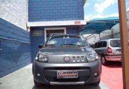 Fiat Uno Way 1.0 8V Flex