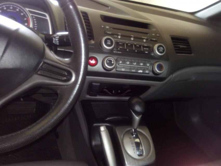 Honda Civic 1.8 i-VTEC LXS (Aut) (Flex) - Foto #3