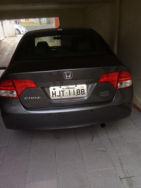 Honda Civic 1.8 i-VTEC LXS (Aut) (Flex) - Foto #6