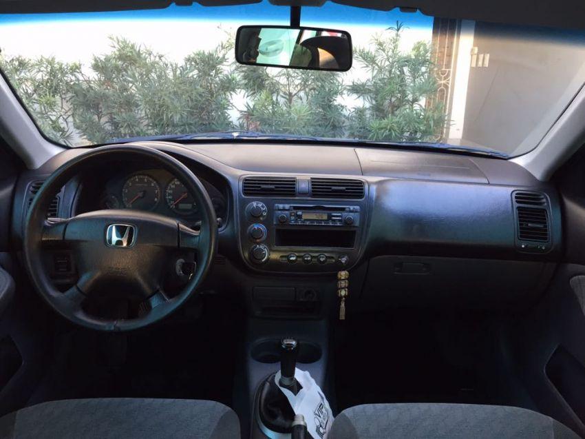 Honda Civic Sedan EX 1.7 16V - Foto #3
