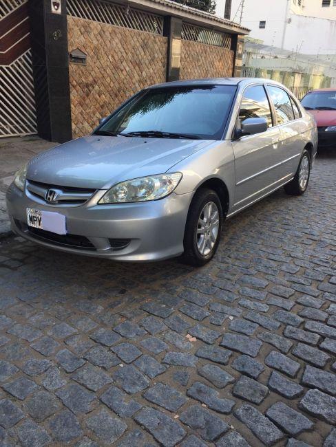 Honda Civic Sedan EX 1.7 16V - Foto #4