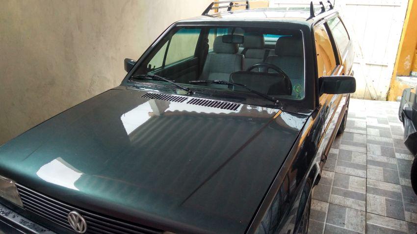 Volkswagen Parati GL 1.8 - Foto #2