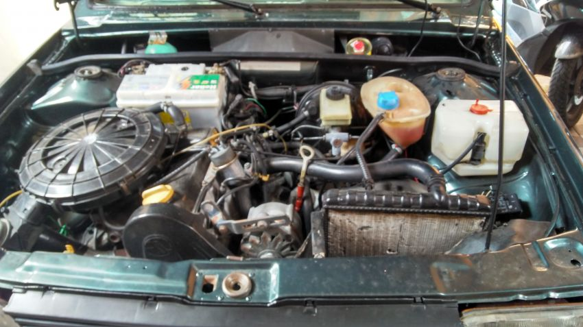 Volkswagen Parati GL 1.8 - Foto #3
