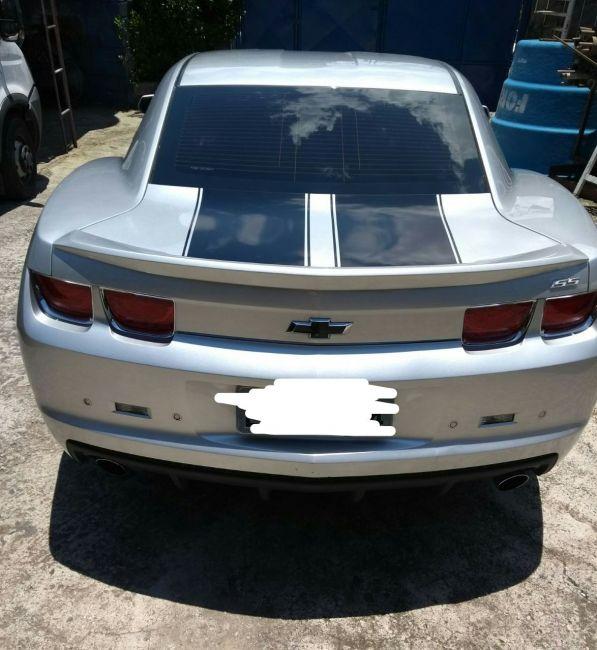 Chevrolet Camaro 6.2 2SS (Aut) - Foto #3